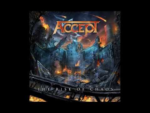 Accept-The Rise of Chaos 2017 Full Album