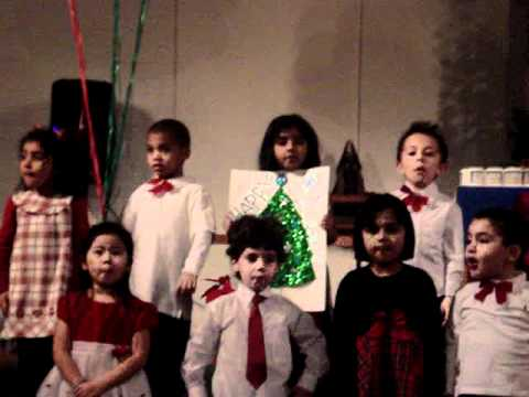 Glendale Montessori Academy Christmas Program 2010