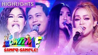 TNT vocalists Noven, Ethel, Janine and Elaine touch madlang people's heart | It's Showtime