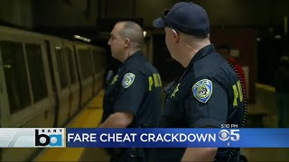BART Fare Evasion Crackdown Prompted By Increasing Rider Complaints