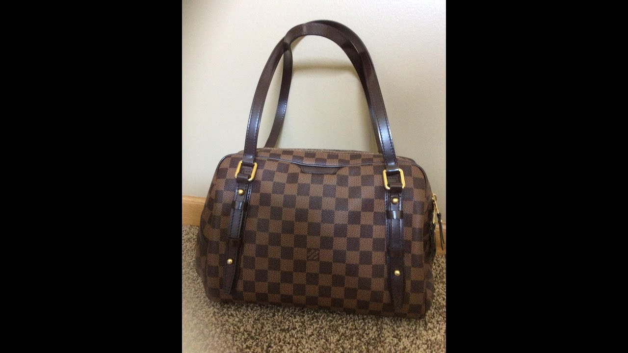 969286cc7616 Louis Vuitton Rivington GM review