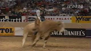 Troy Dunn vs Yellow One - 99 PBR Finals (86.5 pts)