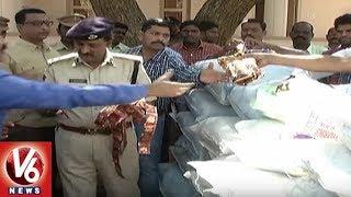 Illegal Gutka And Paan Masala Business Increase Across Warangal Dis...