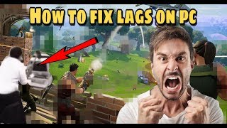 How to fix fortnite lag on pc -(it will work 100%)