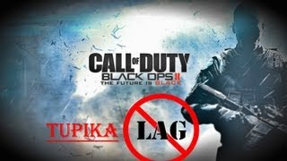 Call of Duty Black Ops 2 - Só tirar o Lag compesation