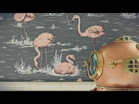 Living Interiors - Cole and Son ICONS Wallpaper Collections