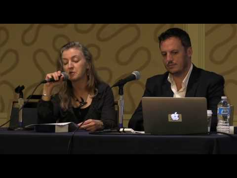 2016 GeoHumanities III: Mapping the Infinite City featuring Rebecca Solnit and Joshua Jelly-Schapiro