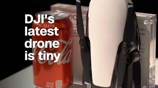 DJI unveils its latest drone