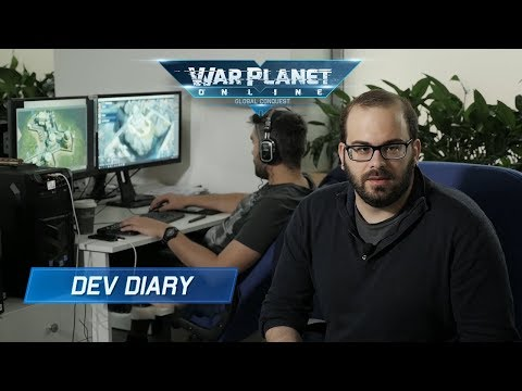 War Planet Online: Global Conquest Dev Diary