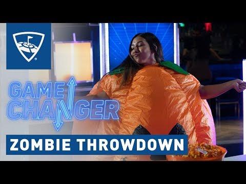 Game Changer | Season 2: Episode 3 - Zombie Throwdown | Topgolf