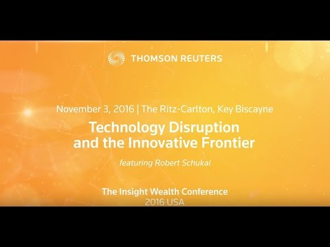Technology Disruption and the Innovative Frontier by Bob Sch
