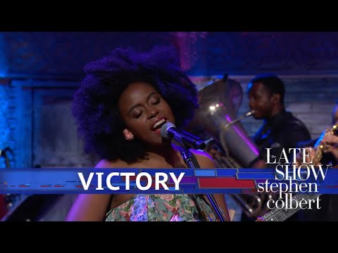 Victory Performs 'Jazz Festival' With Jon Batiste & Stay Human