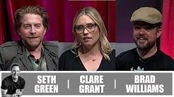 Seth Green, Clare Grant & Brad Williams | Controlled Chaos w/ Josh Wolf