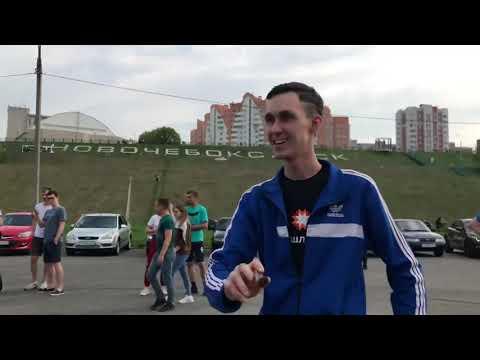 Появилось видео с неудавшейся встречи БПАН в Чебоксарах