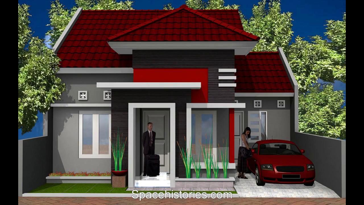 Desain Rumah Minimalis Tipe 54