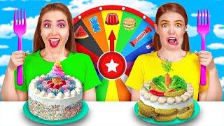 CAKE DECORAT NG CHALLENGE Best Food Challenges By 123GO GEN US