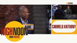 Bomani Jones: Rockets should want Carmelo Anthony, he