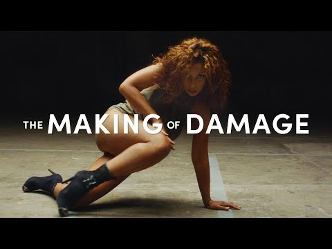 The Making of... | Galen Hooks & Mýa - Damage | Behind The Scenes