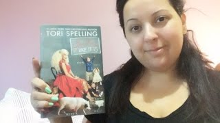 Spelling it like it is by Tori Spelling book review