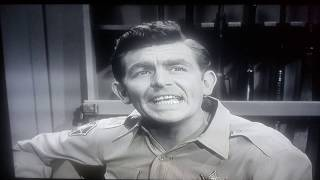 The Andy Griffith Show - Barney Dances as the Darlings Play