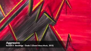 Video Promotion for Aggressivo by Randall D. Standridge, Grade 2. P...