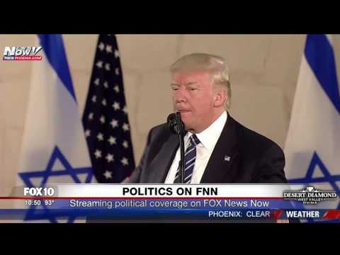 Thumbnail: WATCH: President Trump Responds To Manchester Attacks