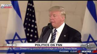 WATCH: President Trump Responds To Manchester Attacks