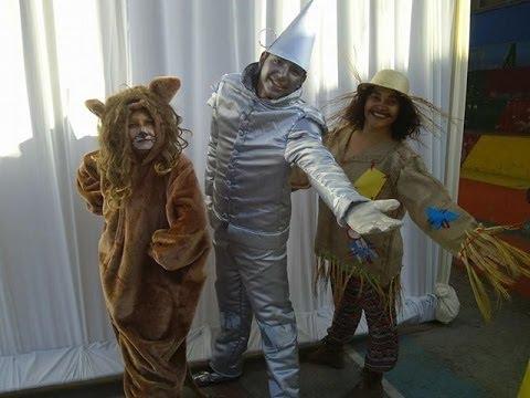 El Mágico Mundo de Oz 2013... Escuela Mireya Zuleta Astudillo de Huasco