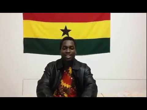 From Ghana to Czech Republic with Emmanuel/ Z Ghany do České republiky s Emmanuelem
