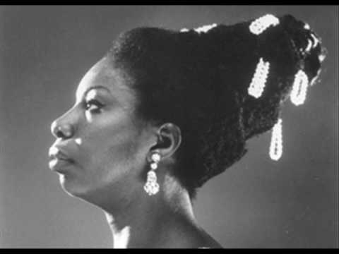 Nina Simone - After You've Gone ( lyrics)