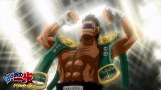 Hajime No Ippo Rising Episode 21 Review: End of a Deathmatch