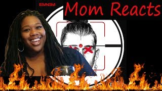 😬🔥 Mom reacts to Eminem - KILLSHOT [Official Audio] | Reaction