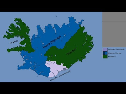The Commonweath Era of Iceland: Every Year