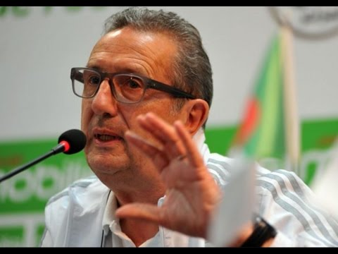 Algérie - conférence de presse Georges Leekens #ChoubirDz
