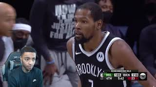 FlightReacts BUCKS at NETS | FULL GAME HIGHLIGHTS | January 18, 2021!