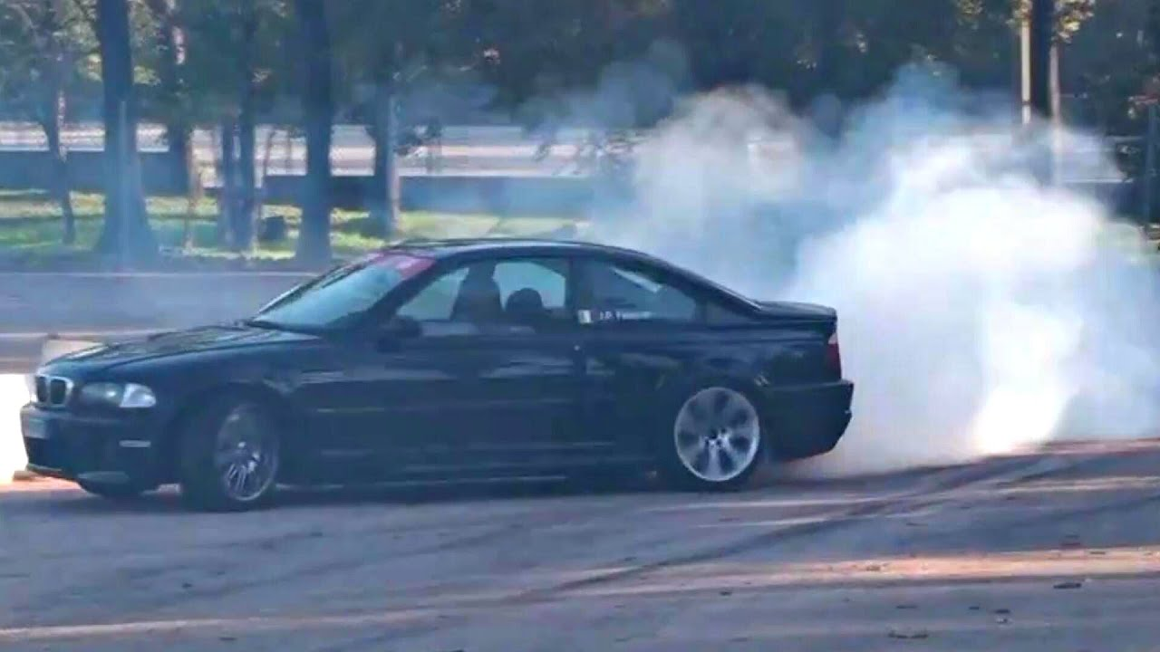 Bmw M3 E46 Awesome Drifting
