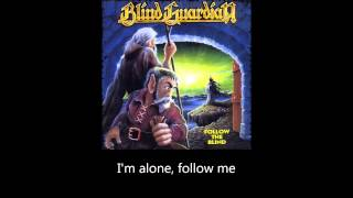 Blind Guardian - Follow the Blind (Lyrics)