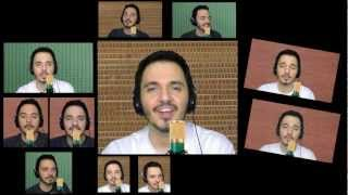 As long as you love me - Justin B. - Bricio Loureiro Acapella Cover (Reggae Version)