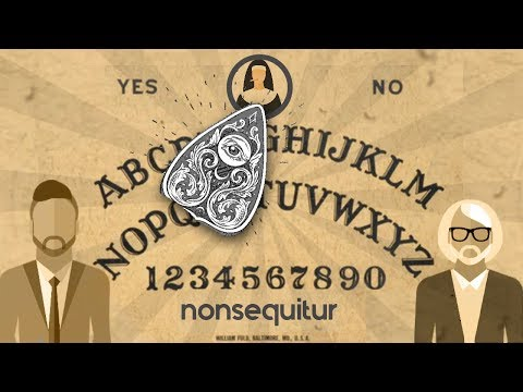 Kyle & Steve Take The Ouija Board Challenge - Ghosts Can't Answer Questions