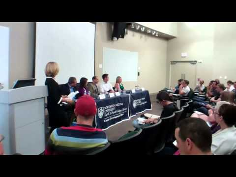Accounting Career Day Panels: Panel 1