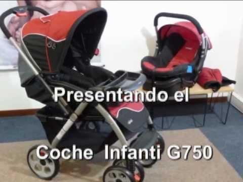 4dd7d63c4 Coche Infanti G750 en Creciendo - YouTube
