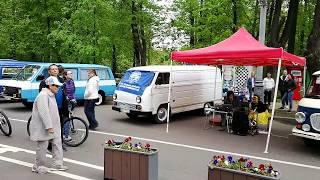 «РетроФест» в Сокольниках, май 2017 год. 21.05.17