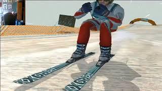 Ski Racing Afternoon!1