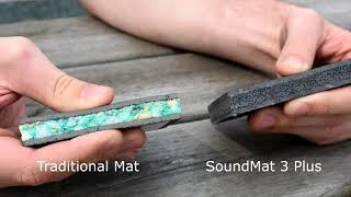 SoundMat 3 Plus vs Traditional Acoustic Mat