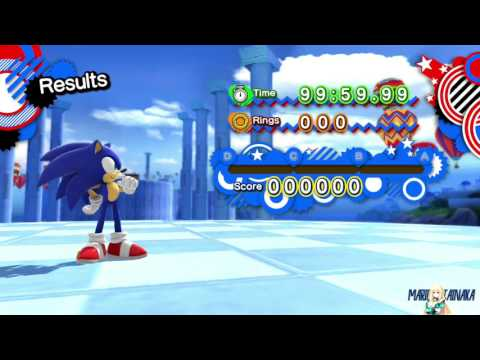 Sonic Generations- Water Palace 60FPS
