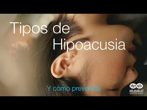 La hipoacusia | Tipos y precauciones