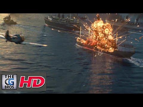 """CGI & VFX Breakdowns HD: """"Battle for Sevastopol (Nezlamna) #1"""" - by Postmodern Productions"""