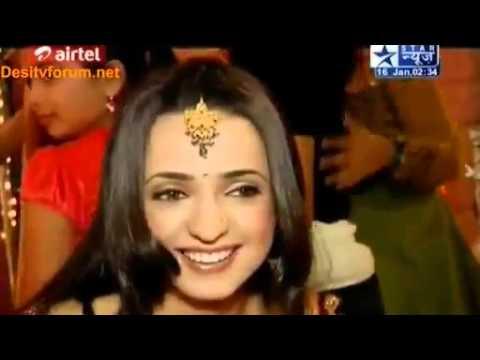 Is Pyaar Ko Kya Naam Doon SBS 17th January 2012 AKAASH   PAYAL'S SANGEET   YouTube thumbnail