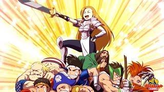 SNK Heroines: Tag Team Frenzy - Jeanne D'Arc Ending