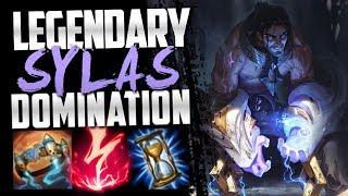 Legendary Sylas Gameplay!